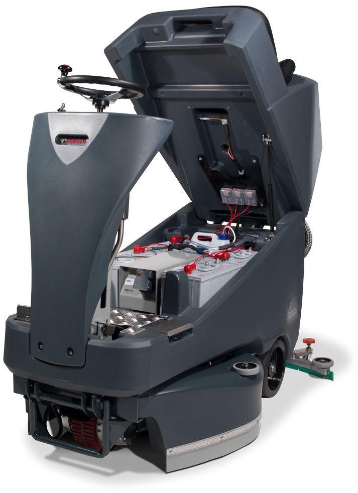 Numatic TTV 678G samojezdna maszyna czyszcząca