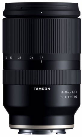 Tamron 17-70mm f/2.8 Di III-A VC RXD - obiektyw zmiennoogniskowy, Sony E 1770mm f/2.8 Di III-A VC RXD