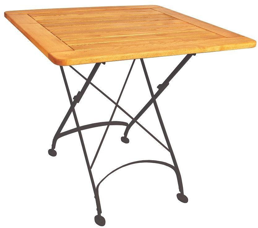 MAJA Outdoor Stół z ramką 80x80