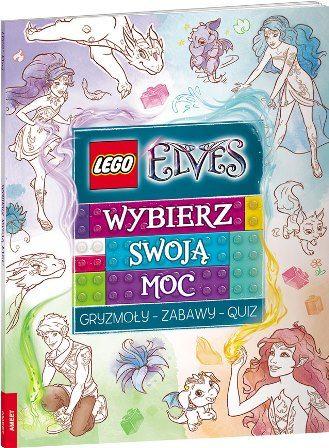 Lego Elves Wybierz swoją moc ZAKŁADKA DO KSIĄŻEK GRATIS DO KAŻDEGO ZAMÓWIENIA