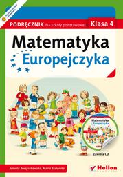 Matematyka Europejczyka. Podręcznik dla szkoły podstawowej. Klasa 4 - dostawa GRATIS!.