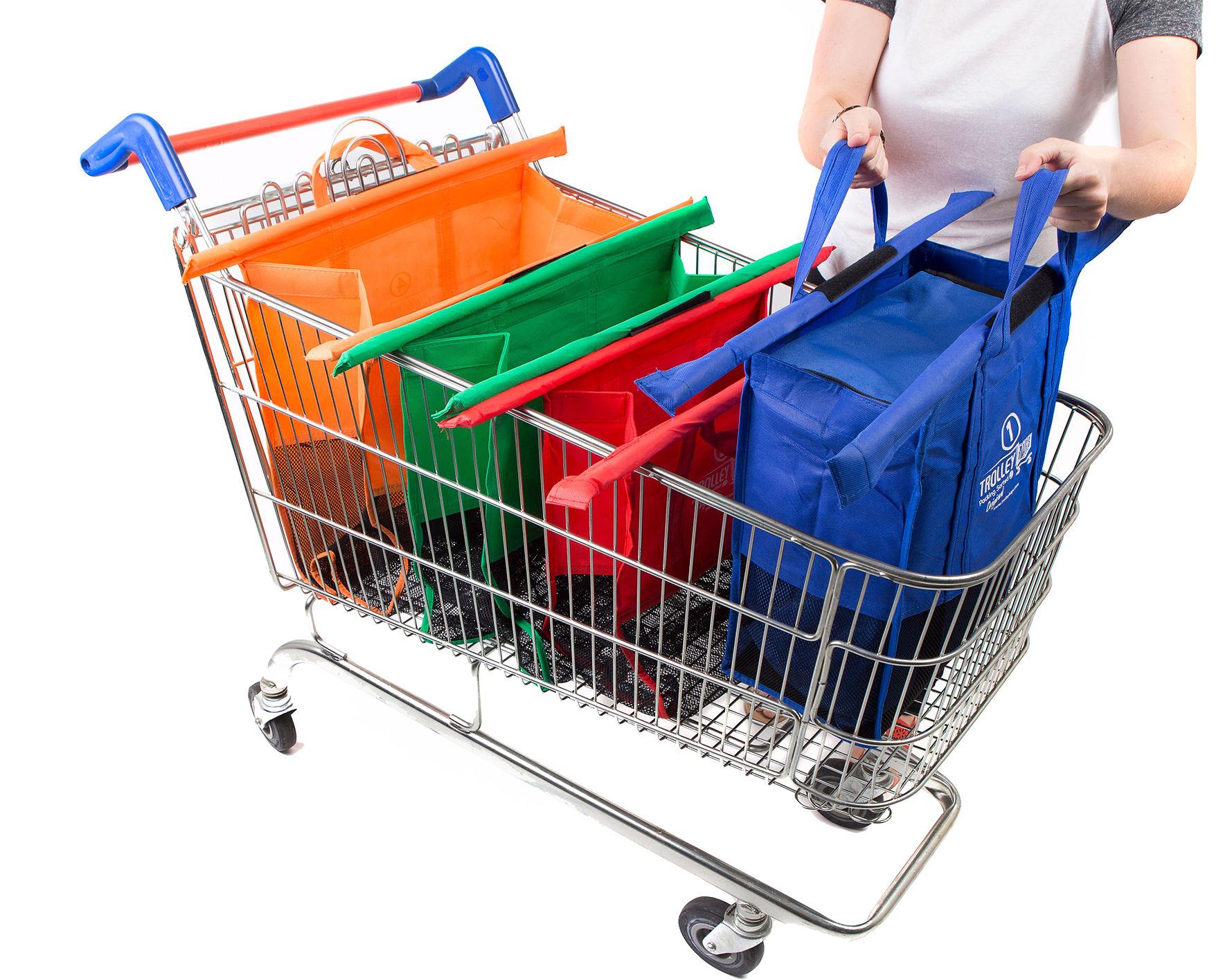 Torby na zakupy Trolley Bags