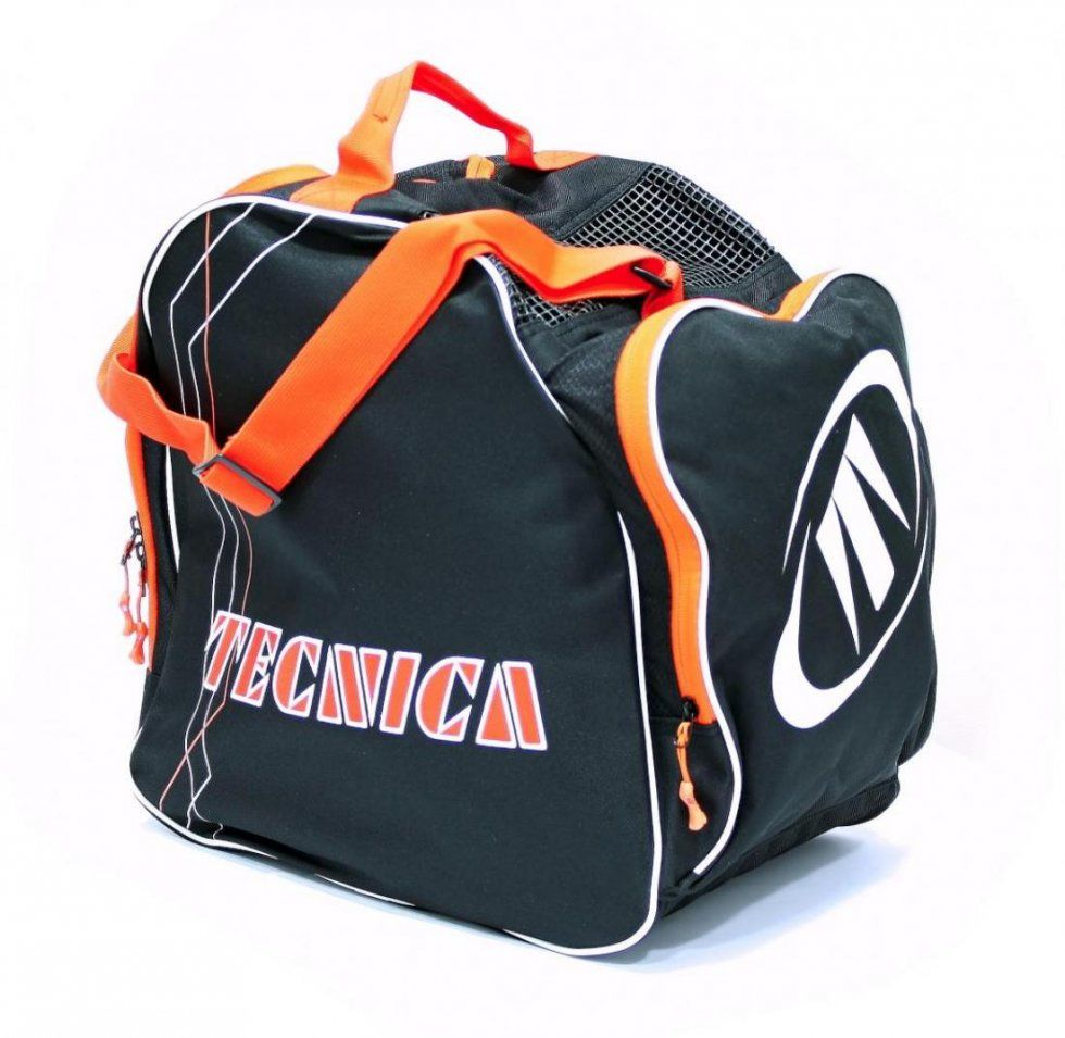 Tecnica Pokrowiec Torba na buty Tecnica Skiboot Bag Premium black/orange 140321