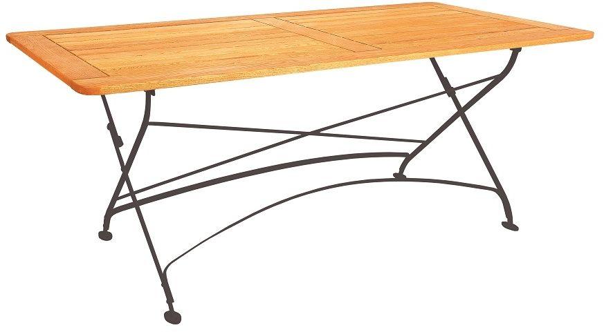 MAJA Outdoor Stół z ramką 160x80