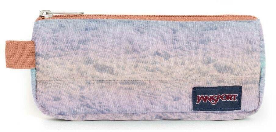 Piórnik kosmetyczka Basic Accessory Pouch JanSport - cotton candy clouds