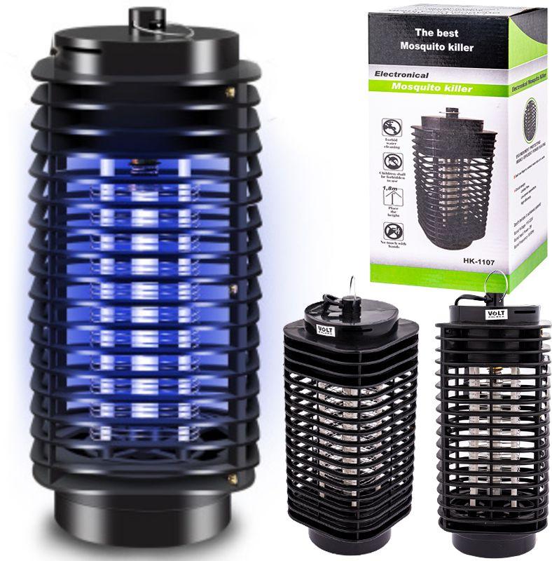 Lampa owadobójcza UV na muchy, komary i ćmy - VOLT POLSKA