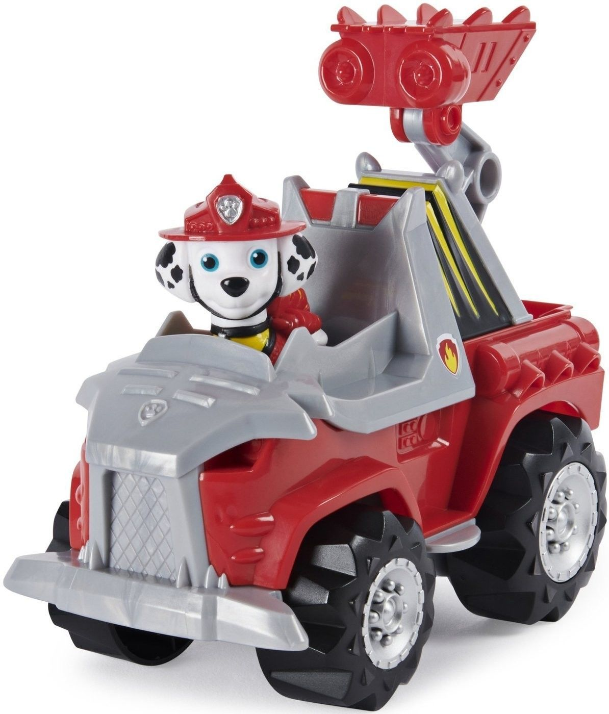 SPIN MASTER Psi Patrol Pojazd tematyczny Dino Rescue Marshall 6056930