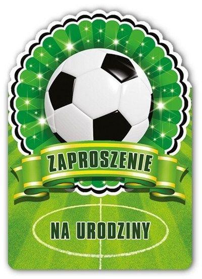 Zaproszenie na Urodziny Piłkarskie ZS1008
