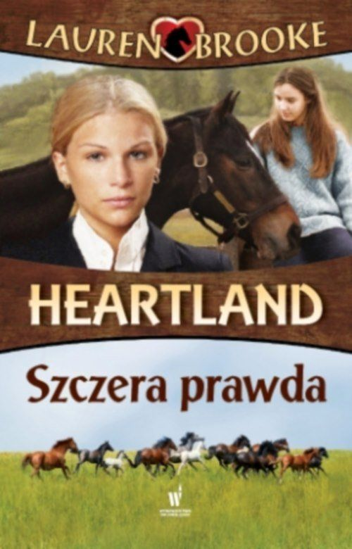 Heartland 11 Szczera prawda ZAKŁADKA DO KSIĄŻEK GRATIS DO KAŻDEGO ZAMÓWIENIA