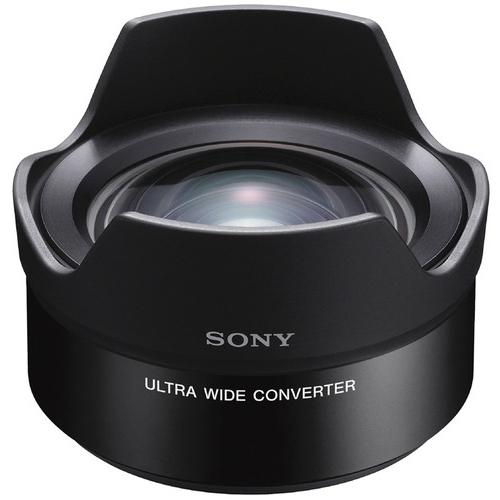 Sony VCL-ECU2 - konwerter ultraszerokokątny, mocowanie Sony E Sony VCL-ECU2