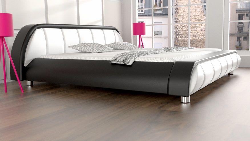 Łóżko tapicerowane Blues - tkanina