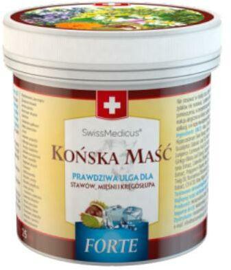 SwissMedicus Końska maść Forte chłodząca 500 ml