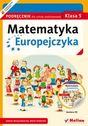 Matematyka Europejczyka. Podręcznik dla szkoły podstawowej. Klasa 5 - dostawa GRATIS!.