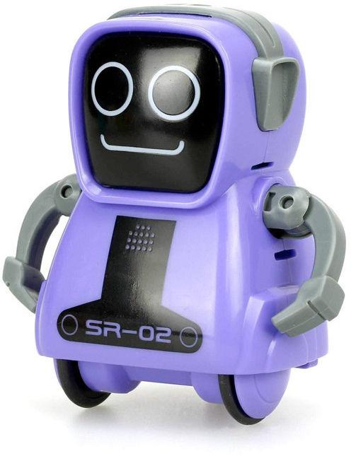 Silverlit - Pokibot SR-02 pomarańcz 88529