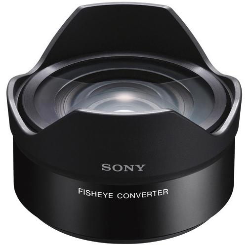 Sony VCL-ECF2 - konwerter typu fisheye, mocowanie Sony E Sony VCL-ECF2