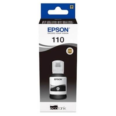Tusz Oryginalny Epson 110 (C13T03P14A) (Czarny) - DARMOWA DOSTAWA w 24h