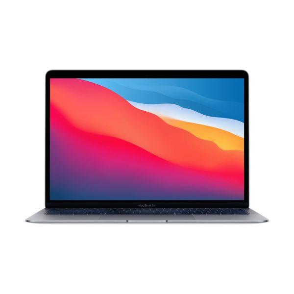 MacBook Air z Procesorem Apple M1 - 8-core CPU + 7-core GPU / 8GB RAM / 1TB SSD / 2 x Thunderbolt / Space Gray