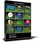 Dosch 3D: Baseball - Certyfikaty Rzetelna Firma i Adobe Gold Reseller