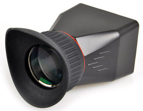MeiKe MK-VF100A - Viewfinder LCD do Video DSLR 4:3 MeiKe MK-VF100A / DSLR 4:3