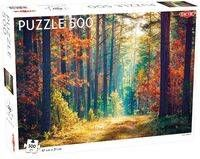 Puzzle Fall Forest 500 - Tactic