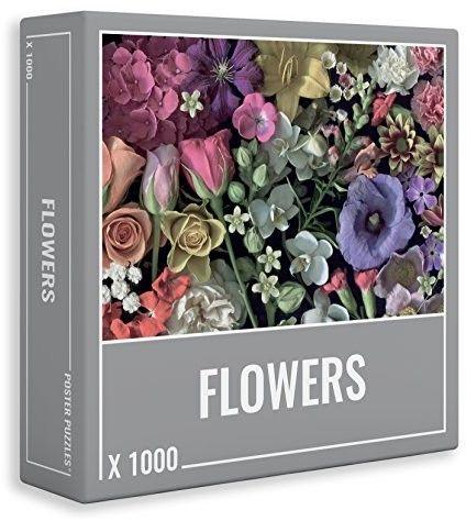 Puzzle Cloudberries 1000 - Kwiaty, Flowers
