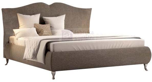 Łóżko tapicerowane Milano z pojemnikie New Design