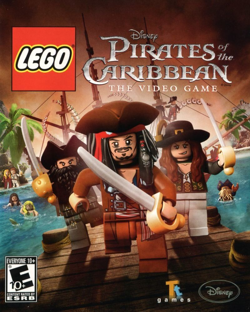 LEGO Pirates of the Caribbean: The Video Game (PC) klucz Steam