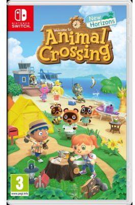 Gra Nintendo Switch Animal Crossing: New Horizons