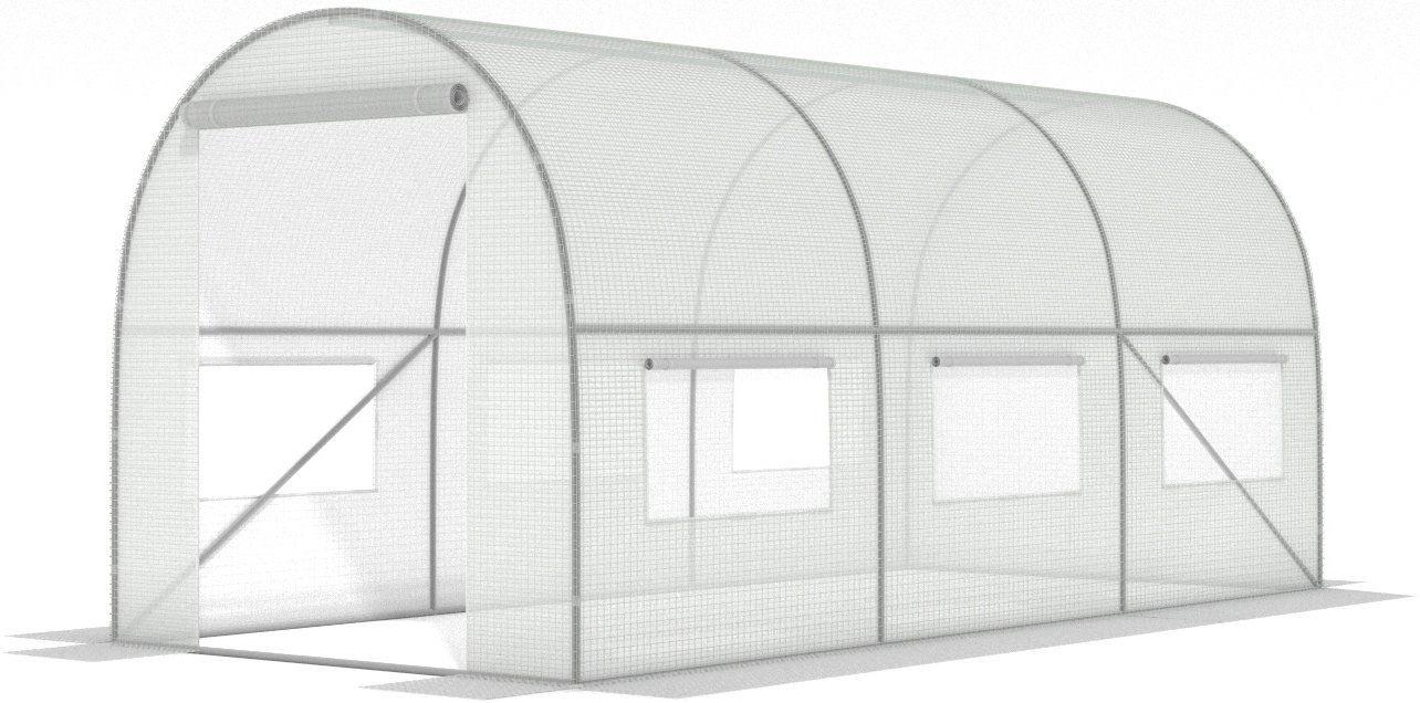 Tunel foliowy 3 m x 2 m /biały/