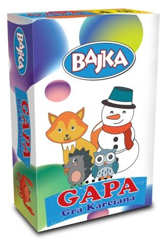 Gapa - Gra Karciana