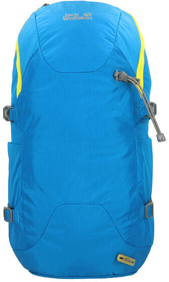 Jack Wolfskin Mountaineer Plecak trekkingowy 55 cm electric blue
