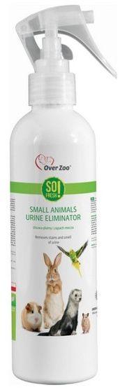 Over Zoo So Fresh! Urine Eliminator Small Animals - neutralizuje mocz małych zwierząt 250ml
