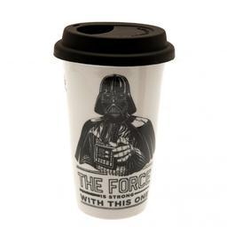 Gwiezdne Wojny - kubek podróżny Darth Vader