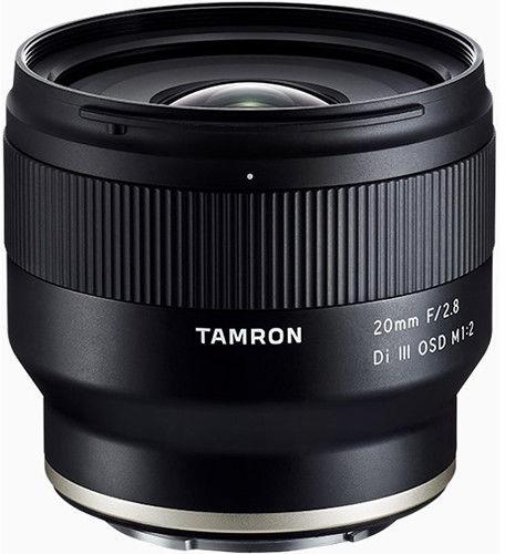 Tamron 20mm f/2.8 Di III OSD M 1:2 - obiektyw stałoogniskowy do Sony E Tamron 20mm f/2.8 Di III OSD M 1:2