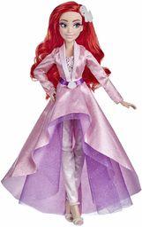 Disney Princess Style Series 07 Ariel, modna lalka w nowoczesnym stylu z kolczykami i butami, lalka kolekcjonerska, zabawka dla dziewcząt od 6 lat