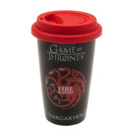 Gra o tron - kubek podróżny Targaryen