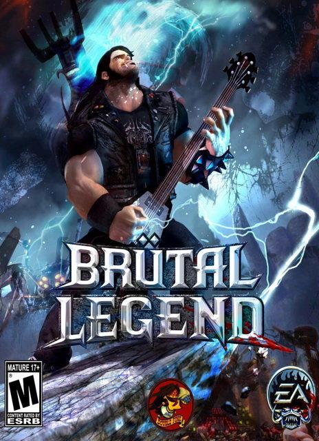 Brutal Legend (PC/MAC/LX) klucz Steam