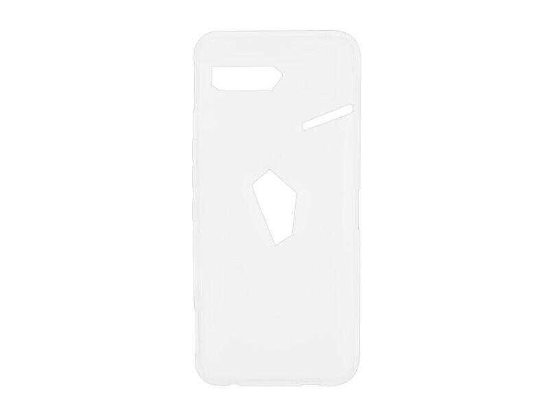 Asus ROG Phone 2 - etui na telefon FLEXmat Case - biały