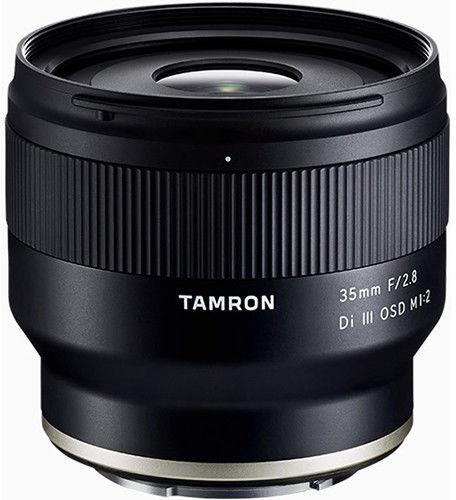 Tamron 35mm f/2.8 Di III OSD M 1:2 - obiektyw stałoogniskowy do Sony E Tamron 35mm f/2.8 Di III OSD M 1:2