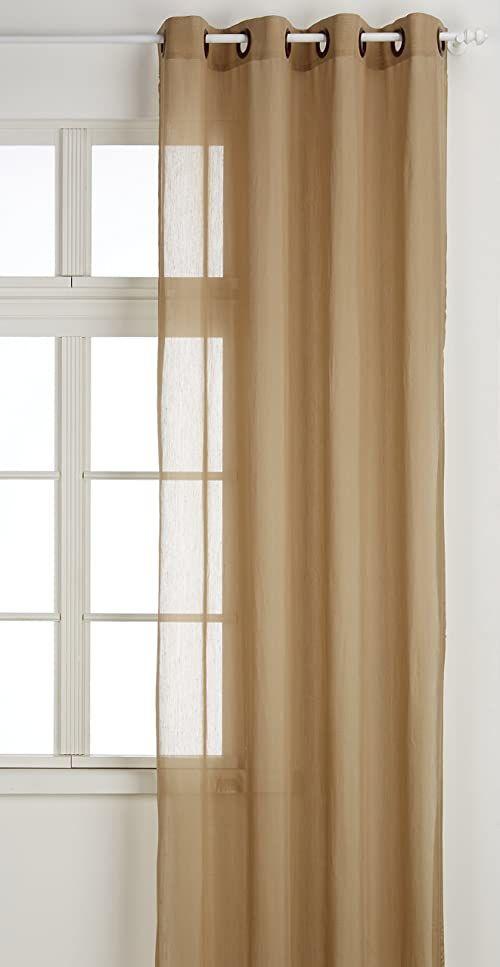 rioma RaMio Shirley  zasłona z oczkami, 140 x 270 cm 140 x 270 cm kolorowa