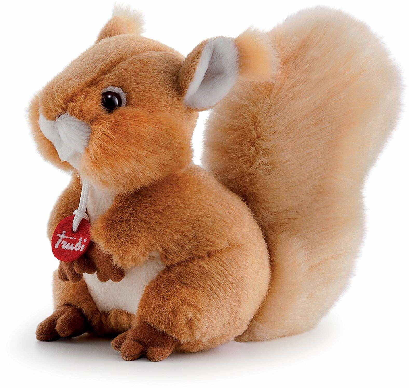 Trudi 50085 - Trudino wiewiórka pluszowe zwierzątko