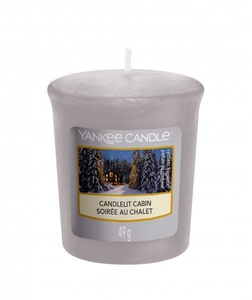 Yankee Candle Candlelit Cabin sampler 49 g