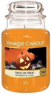 Yankee Candle Trick or Treat świeczka zapachowa Classic duża 623 g