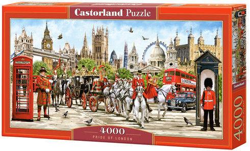 Puzzle Castor 4000 - Duma Londynu, Pride of London