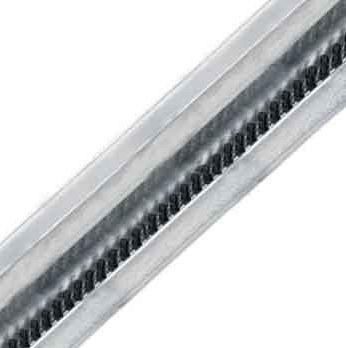 Szyna K - krótka FS 10 (FS 2) do napędów Liftronic 700 i 800/ ProLift / ProMatic / SupraMatic