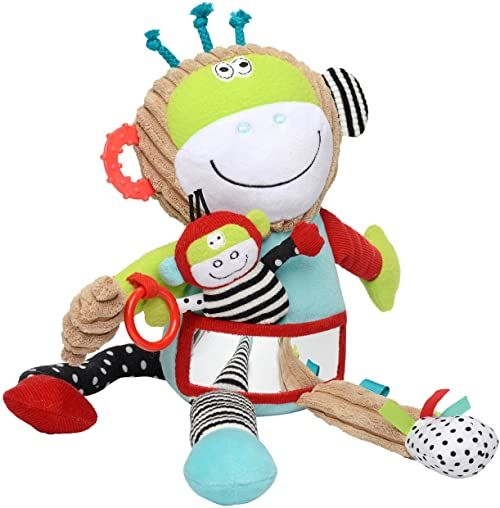 Dolce Toys Play i Learn Monkey