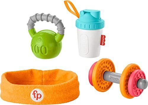 Fisher Price - Fitness Humor Gift Set