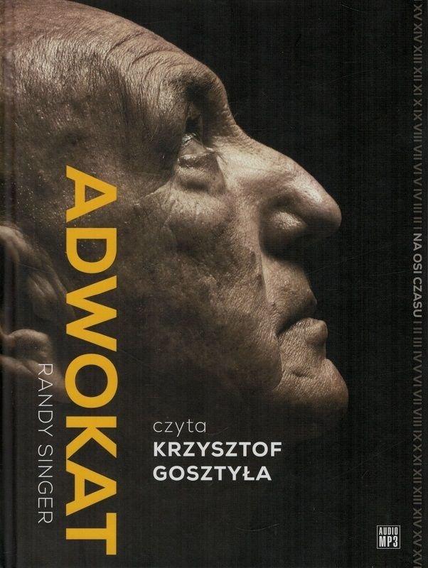 Adwokat - Randy Singer - Audiobook 2xCD/MP3