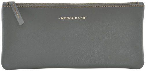 Monograph COVER Skórzane Etui na Długopisy - Zielone