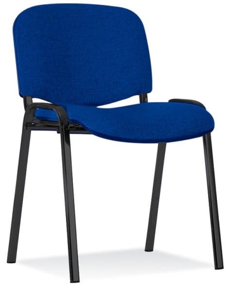 Krzesło ISO czarne Nowy Styl
